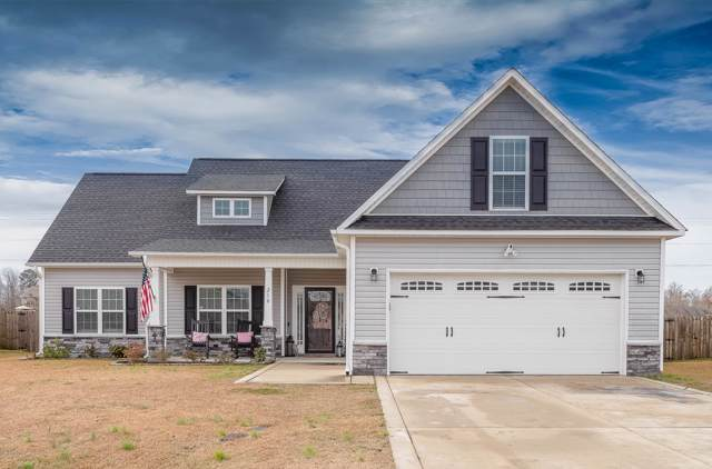 210 Adagio Trail, Richlands, NC 28574 (MLS #100196374) :: RE/MAX Elite Realty Group