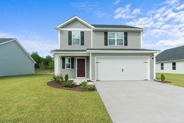 7128 Brittany Pointer Court, Wilmington, NC 28411 (MLS #100196376) :: The Oceanaire Realty