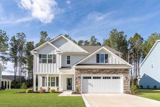 367 W Goldeneye Lane, Sneads Ferry, NC 28460 (MLS #100196380) :: The Keith Beatty Team