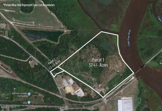 0 Cedar Hill Road, Navassa, NC 28451 (MLS #100196385) :: The Keith Beatty Team