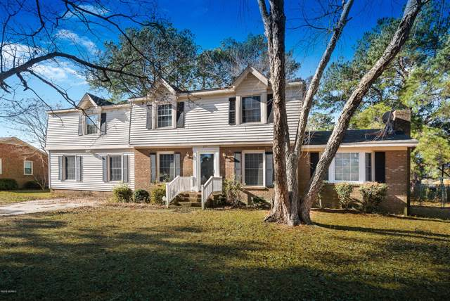 204 Saint Andrews Drive, Greenville, NC 27834 (MLS #100196395) :: Vance Young and Associates