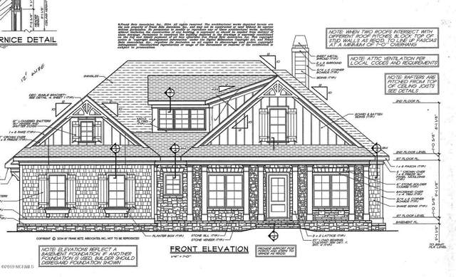 2125 Harris Ridge Road, Winterville, NC 28590 (MLS #100196413) :: Vance Young and Associates