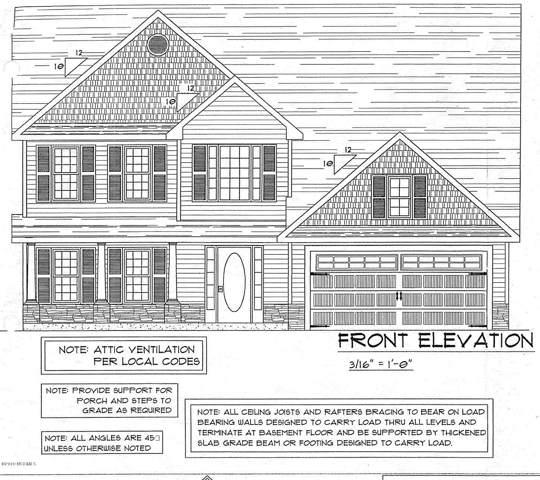 2140 Harris Ridge Road, Winterville, NC 28590 (MLS #100196414) :: Vance Young and Associates