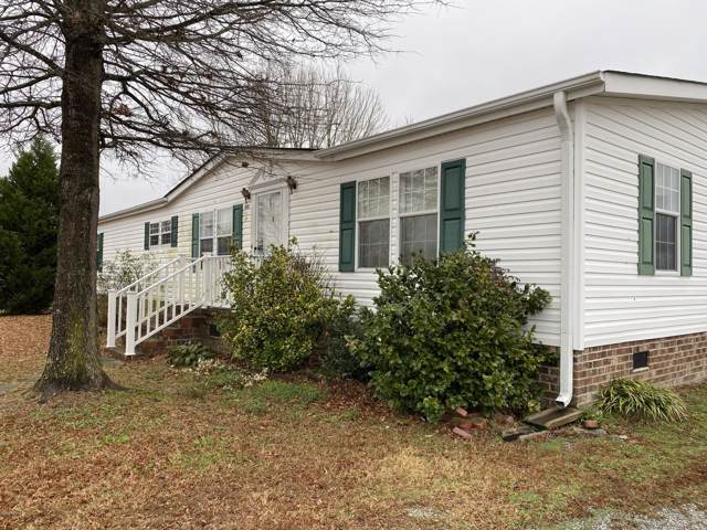 3811 Coldwater Creek Drive #9, Grifton, NC 28530 (MLS #100196427) :: The Keith Beatty Team