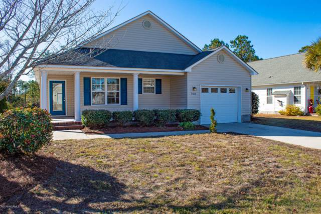 5018 N Northampton Drive SE, Southport, NC 28461 (MLS #100196430) :: The Keith Beatty Team