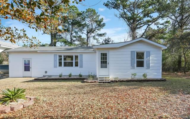 142 Lee Street, Holly Ridge, NC 28445 (MLS #100196436) :: Lynda Haraway Group Real Estate