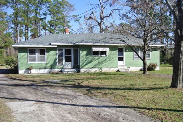 631 Hwy 70 Otway, Beaufort, NC 28516 (MLS #100196445) :: The Bob Williams Team
