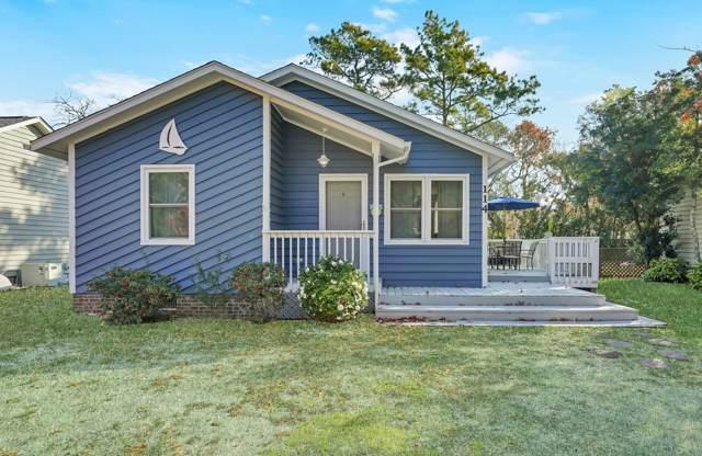 114 NE 24th Street, Oak Island, NC 28465 (MLS #100196446) :: Berkshire Hathaway HomeServices Hometown, REALTORS®