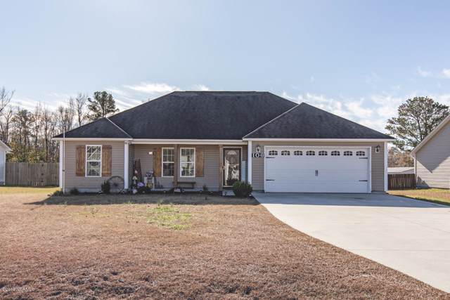 106 Christy Drive, Beulaville, NC 28518 (MLS #100196448) :: RE/MAX Elite Realty Group