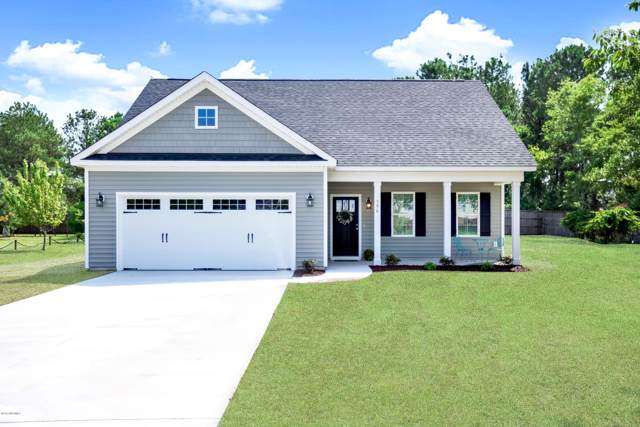 430 N Belvedere Drive, Hampstead, NC 28443 (MLS #100196451) :: Berkshire Hathaway HomeServices Hometown, REALTORS®