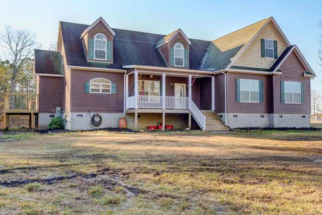 125 Mcdaniel Fork Road, Trenton, NC 28585 (MLS #100196452) :: Courtney Carter Homes