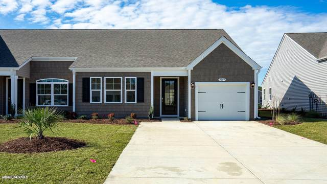 3065 Cedar Creek Lane Wellington 391, Carolina Shores, NC 28467 (MLS #100196459) :: The Keith Beatty Team