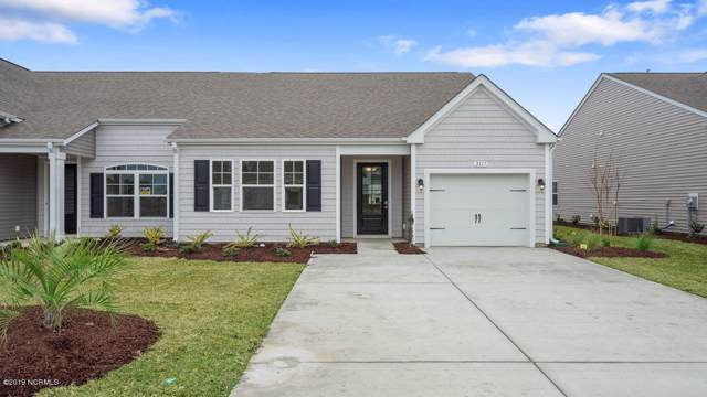 3065 Cedar Creek Lane Wellington 391, Carolina Shores, NC 28467 (MLS #100196459) :: Courtney Carter Homes