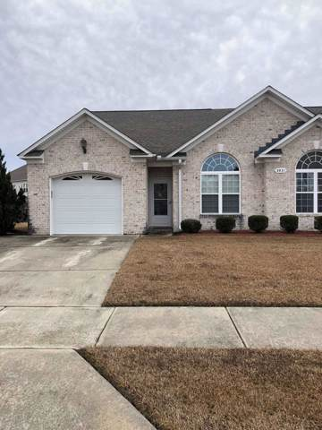2021 Cambria Drive A, Greenville, NC 27834 (MLS #100196461) :: Vance Young and Associates