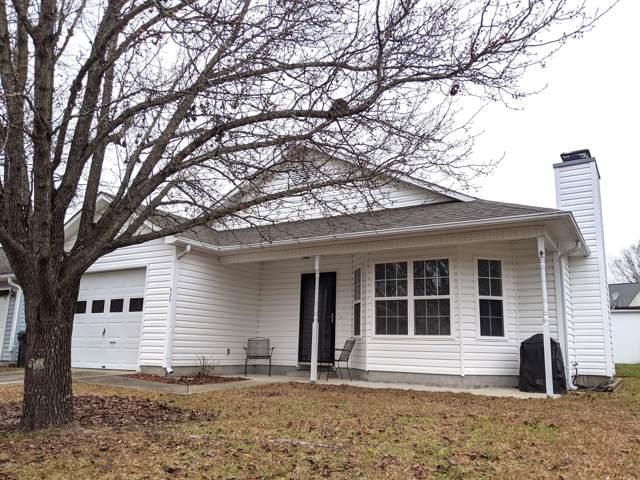 535 Jimmies Creek Drive, New Bern, NC 28562 (MLS #100196472) :: CENTURY 21 Sweyer & Associates
