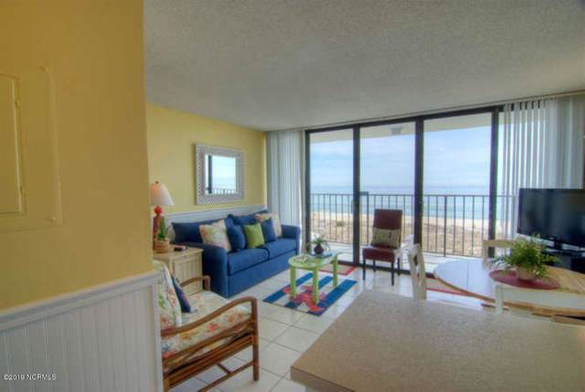 1615 S Lake Park Boulevard #303, Carolina Beach, NC 28428 (MLS #100196489) :: RE/MAX Elite Realty Group