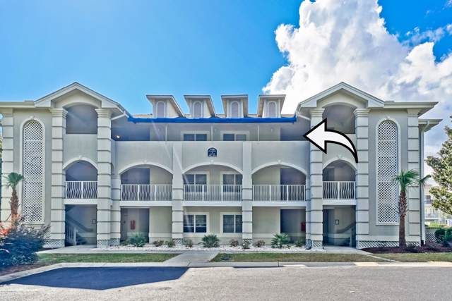 908 Resort Circle #111, Sunset Beach, NC 28468 (MLS #100196491) :: The Chris Luther Team