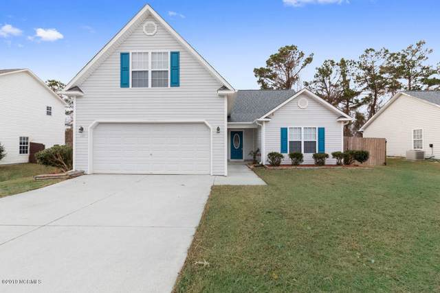 110 Tanbark Drive, Jacksonville, NC 28546 (MLS #100196494) :: RE/MAX Elite Realty Group