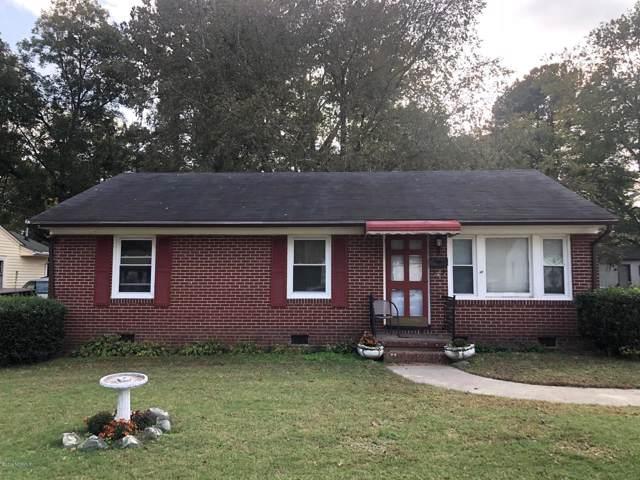 509 Macon Street S, Wilson, NC 27893 (MLS #100196540) :: CENTURY 21 Sweyer & Associates