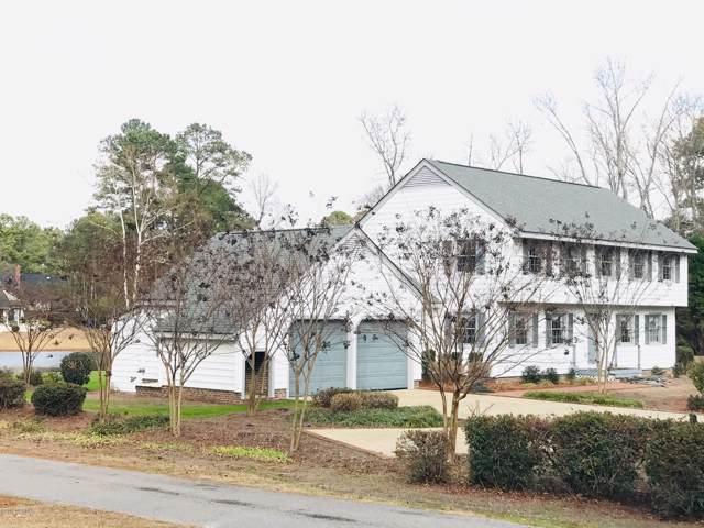 100 Fox Hollow Drive, Clinton, NC 28328 (MLS #100196635) :: Barefoot-Chandler & Associates LLC