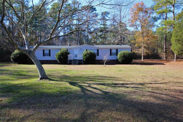 710 Big Hill Road, Aurora, NC 27806 (MLS #100196762) :: The Chris Luther Team