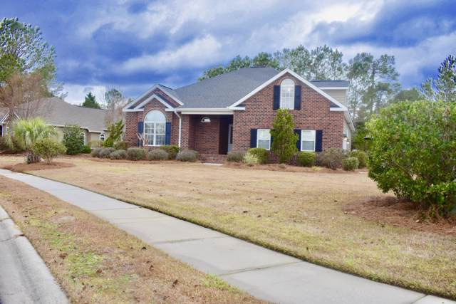 1140 Moultrie Drive NW, Calabash, NC 28467 (MLS #100196765) :: SC Beach Real Estate