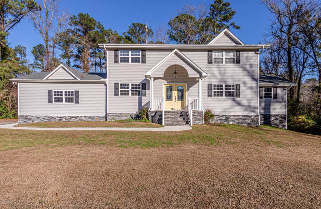 317 Country Club Drive, Jacksonville, NC 28546 (MLS #100196790) :: The Cheek Team