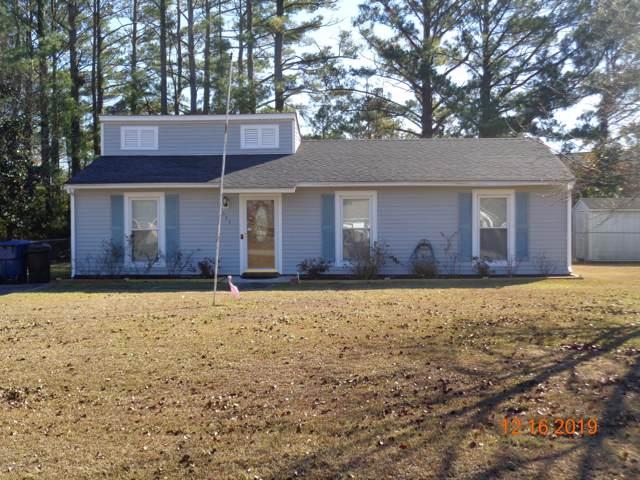525 Webb Boulevard, Havelock, NC 28532 (MLS #100196852) :: CENTURY 21 Sweyer & Associates