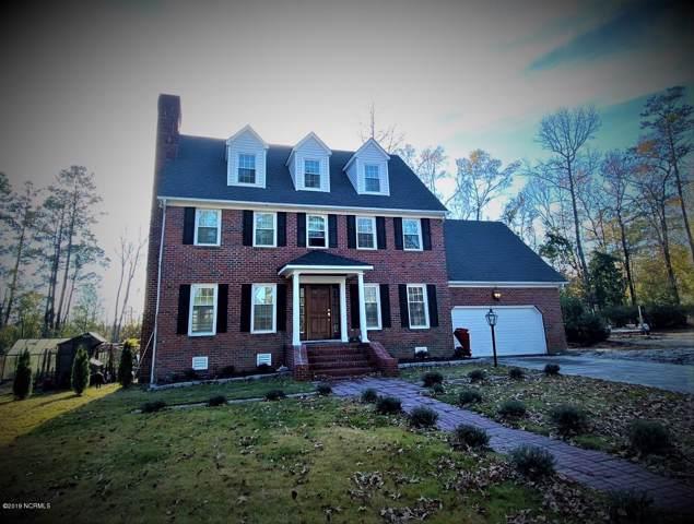 205 Castle Ridge Road, New Bern, NC 28562 (MLS #100196867) :: Barefoot-Chandler & Associates LLC