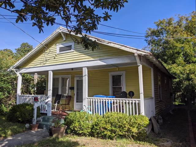121 S 12th Street, Wilmington, NC 28401 (MLS #100196926) :: Thirty 4 North Properties Group