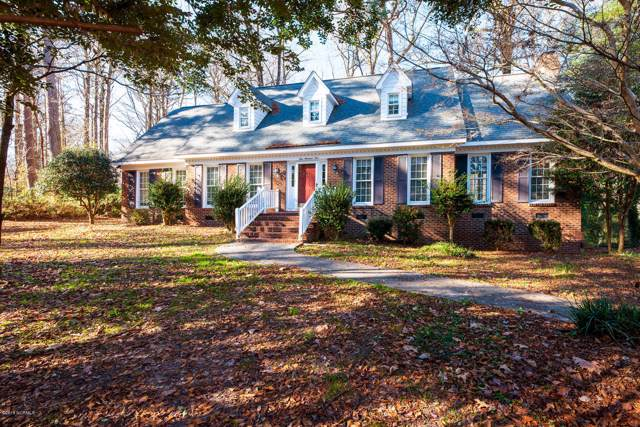 104 Christenbury Drive, Greenville, NC 27858 (MLS #100196953) :: The Oceanaire Realty