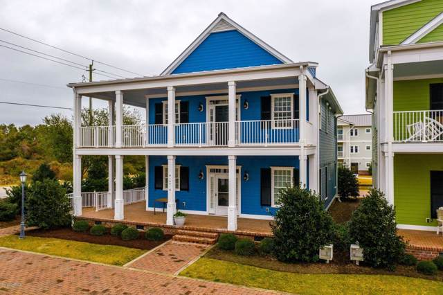 1001 Village Lane B, Beaufort, NC 28516 (MLS #100196973) :: Lynda Haraway Group Real Estate
