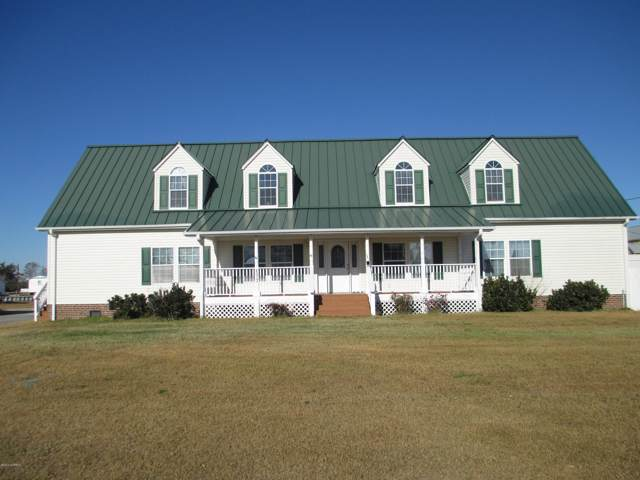 177 Jennifer Drive, Harkers Island, NC 28531 (MLS #100197075) :: The Chris Luther Team