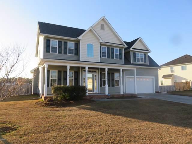 702 Shearwater Lane, Swansboro, NC 28584 (MLS #100197093) :: Castro Real Estate Team