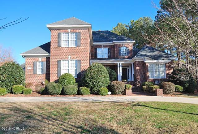 1110 Falling River Walk, Rocky Mount, NC 27804 (MLS #100197146) :: The Oceanaire Realty