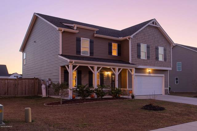 113 Mittams Point Drive, Jacksonville, NC 28546 (MLS #100197217) :: Coldwell Banker Sea Coast Advantage