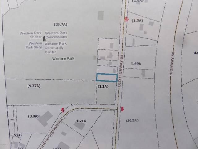 231 Old Highway 58, Cedar Point, NC 28584 (MLS #100197448) :: Barefoot-Chandler & Associates LLC