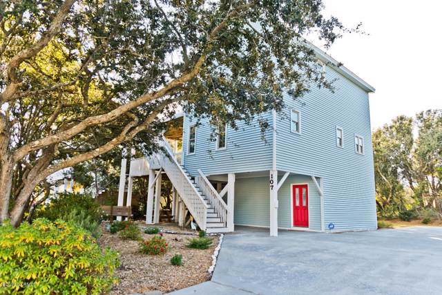 107 W Landing Drive, Emerald Isle, NC 28594 (MLS #100197489) :: Coldwell Banker Sea Coast Advantage