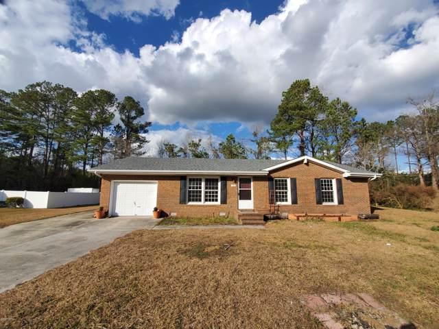 105 Vandergrift Drive, Jacksonville, NC 28540 (MLS #100197626) :: Berkshire Hathaway HomeServices Hometown, REALTORS®