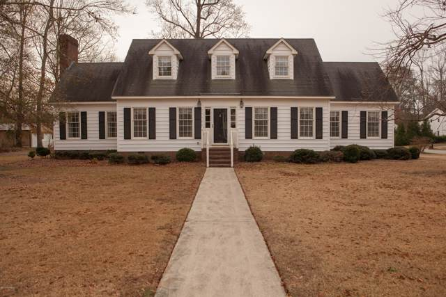 2700 Huntington Circle, Kinston, NC 28504 (MLS #100197690) :: The Chris Luther Team