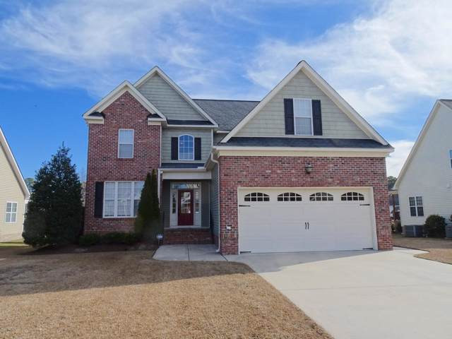 2131 Coleman Drive, Winterville, NC 28590 (MLS #100197765) :: The Keith Beatty Team