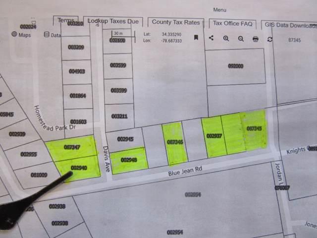 601 Davis Avenue, Whiteville, NC 28472 (MLS #100197771) :: Castro Real Estate Team