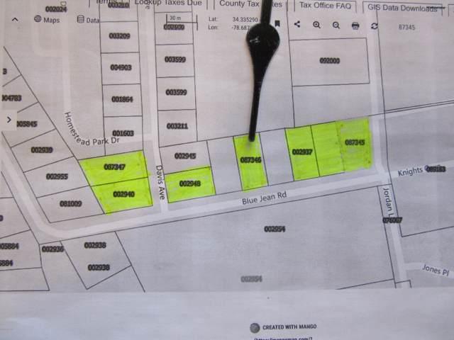 Lot # 5 Blue Jean Road, Whiteville, NC 28472 (MLS #100197774) :: Castro Real Estate Team