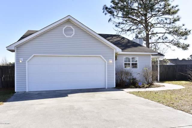 402 Dayrell Drive, Hubert, NC 28539 (MLS #100197829) :: RE/MAX Elite Realty Group
