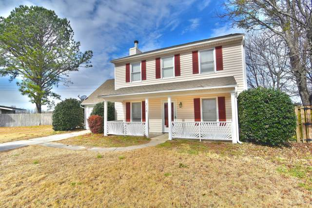 318 Meadowinds Drive, New Bern, NC 28560 (MLS #100197895) :: RE/MAX Elite Realty Group