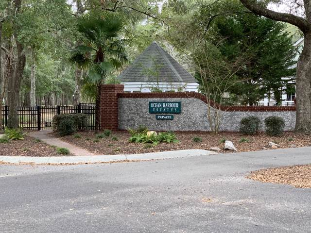 1260 Harbour Gate South SW, Calabash, NC 28467 (MLS #100197913) :: Castro Real Estate Team
