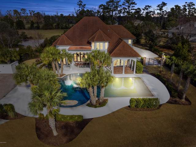 306 Fair Lakes Drive, Wilmington, NC 28405 (MLS #100197930) :: Vance Young and Associates