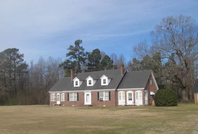 6316 Mt Pleasant Road, Bailey, NC 27807 (MLS #100197985) :: CENTURY 21 Sweyer & Associates