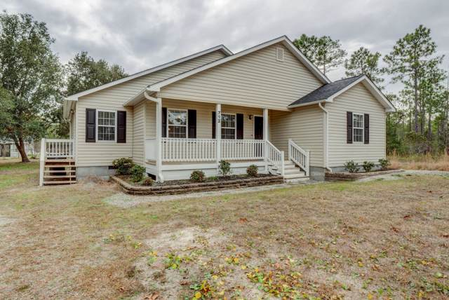 712 Pepperhill Road, Southport, NC 28461 (MLS #100198061) :: Barefoot-Chandler & Associates LLC