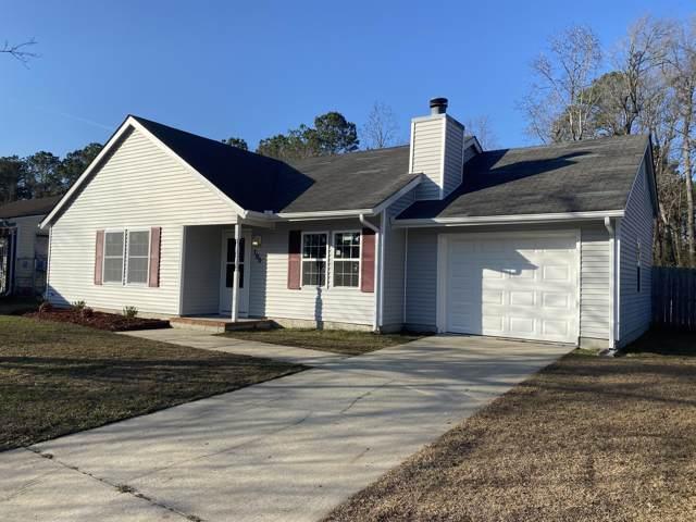 100 Hampton Court, Jacksonville, NC 28546 (MLS #100198070) :: Berkshire Hathaway HomeServices Hometown, REALTORS®